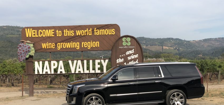 Napa Wine Tour Limo Service As Directed